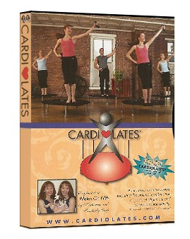 CARDIOLATES® Workout DVD