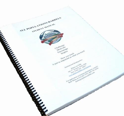 All Populations Barrels l Manual