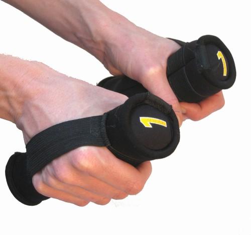 CARDIOLATES® Weights 1lb x 2