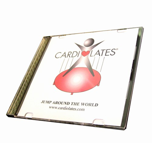 CARDIOLATES® Music CD