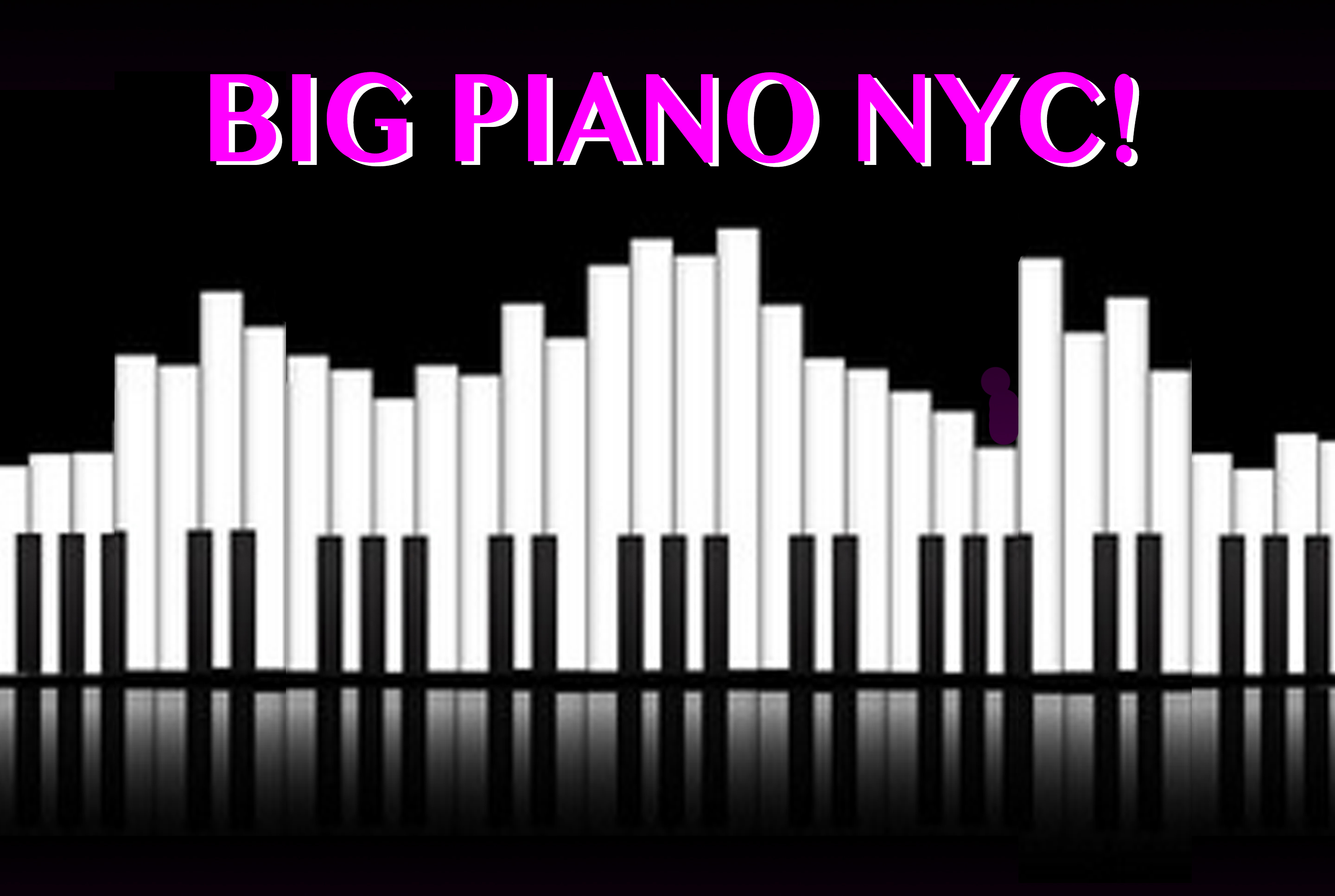 Big Piano classes at Pilates on Fifth