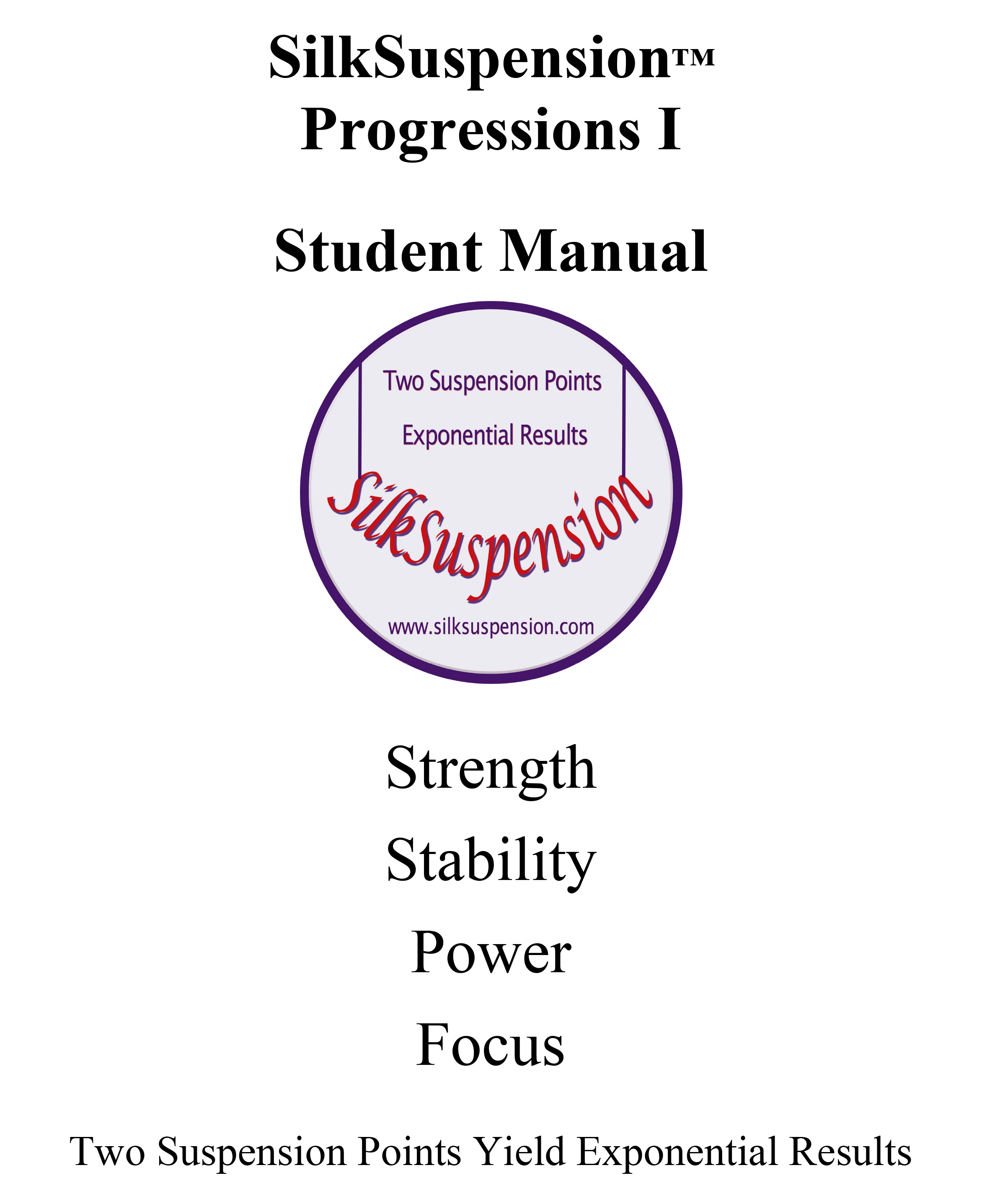 SilkSuspension Progressions I