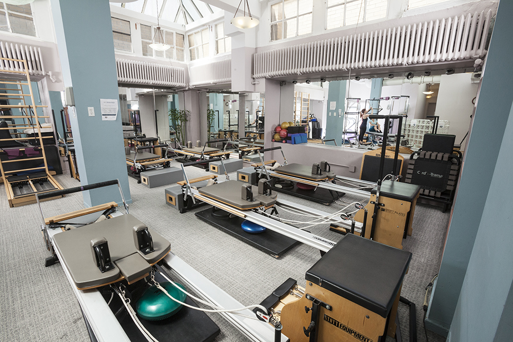 Pilates Reformer and Chair Classes at Pilates on Fifth