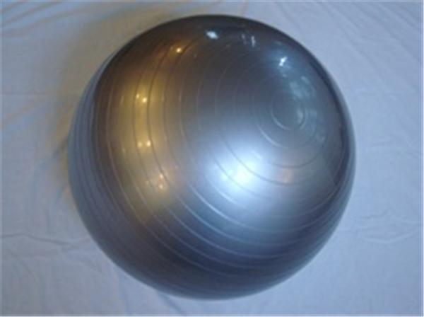 Pilates Stability Ball Exercise Ball - 65 cm (5'6-5'11