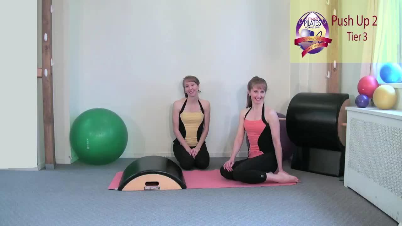 Push Up 2 Pilates Studio Amp Classes Nyc Pilates On