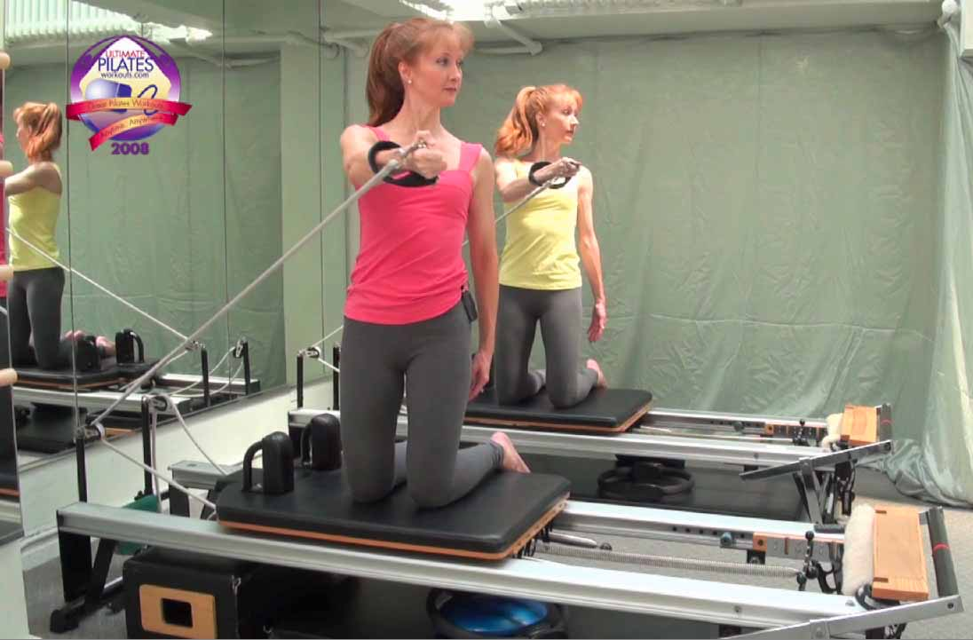 Corps Physique: Gym Rat Reformer Workout 2