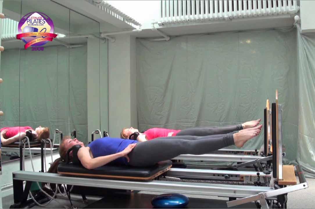 CARDIOLATES Reformer Jumpboard Workout 1