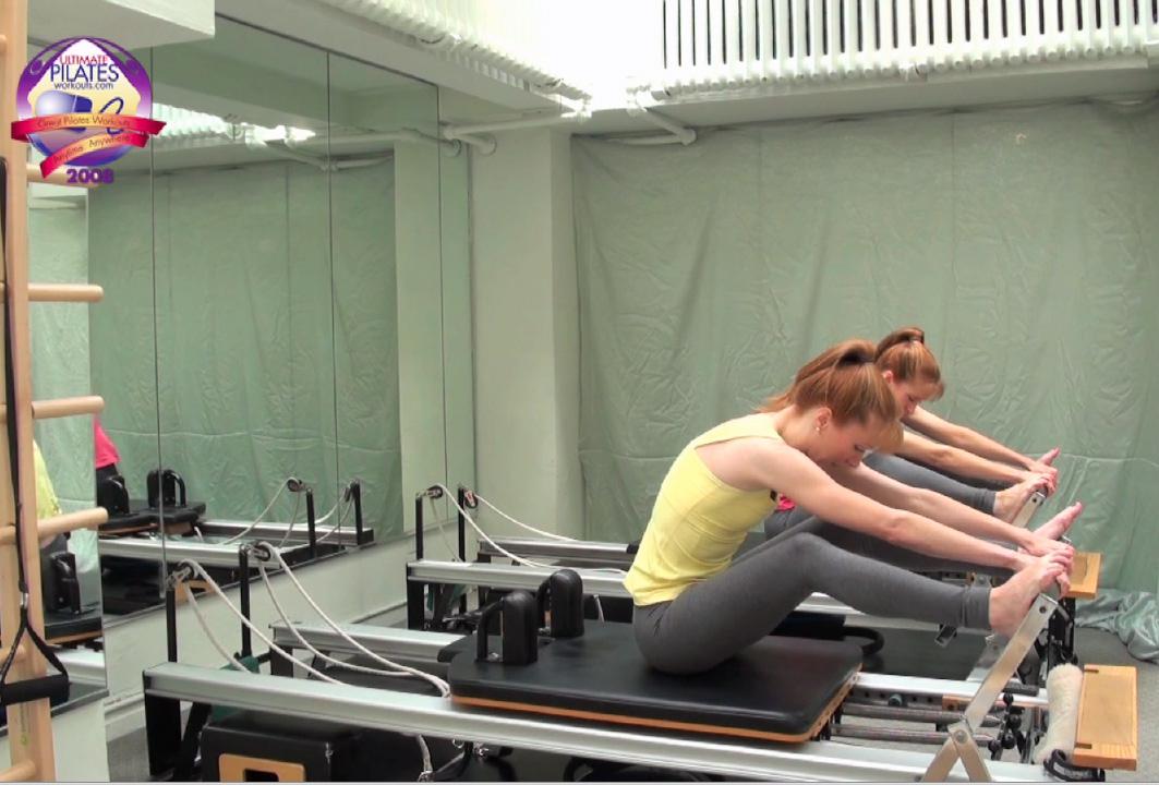 Reformer Gentle Stretch Workout