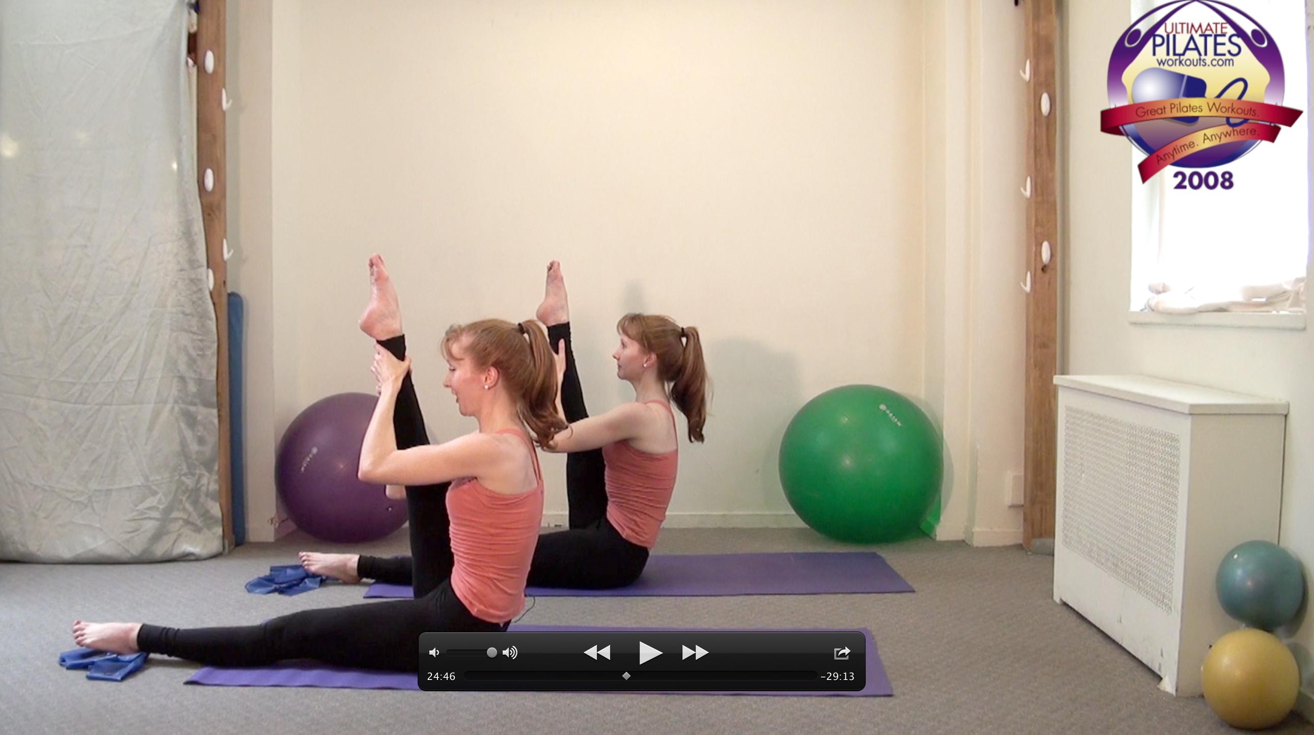Dancer's Legs and Butt Workout
