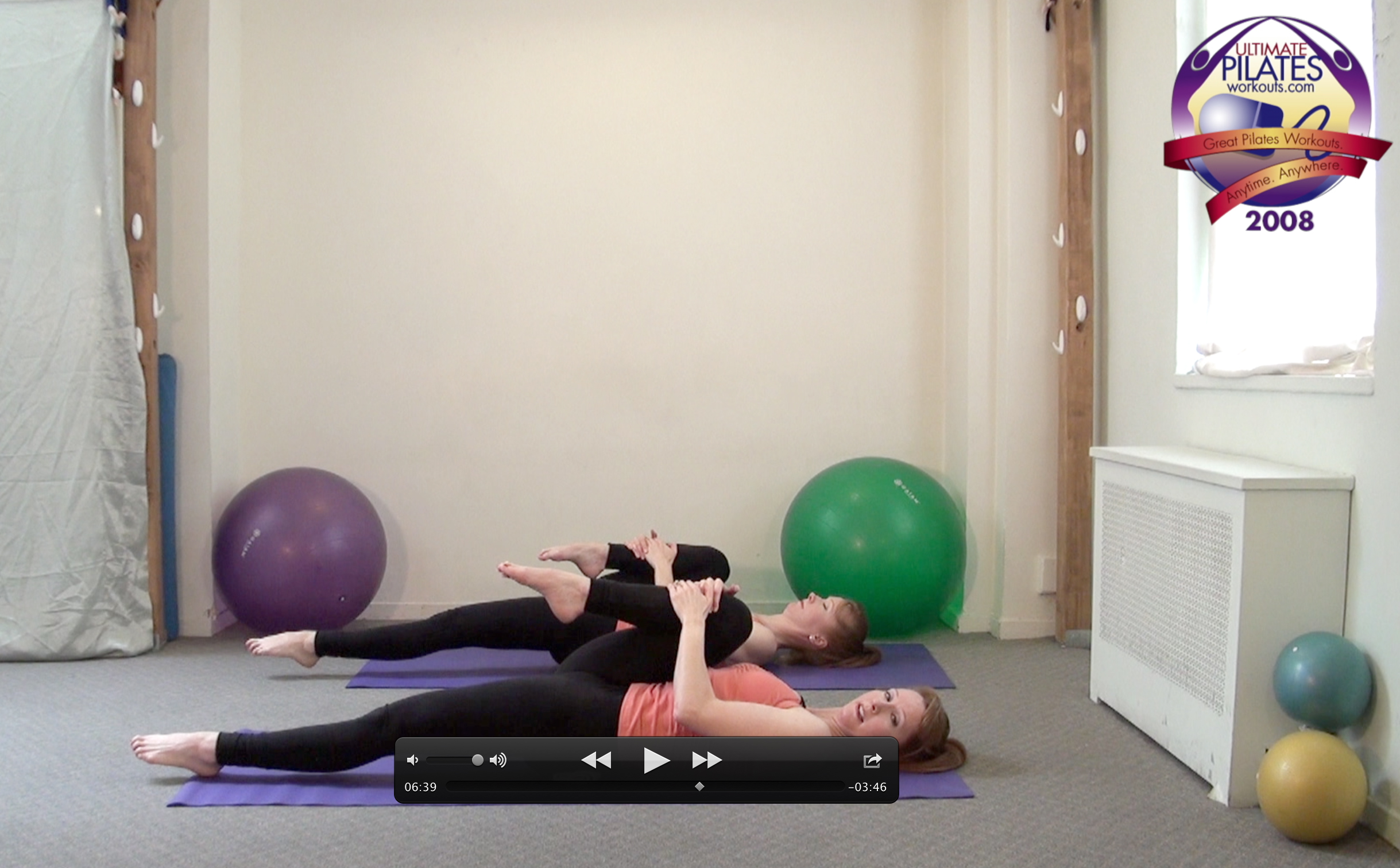 Morning Low Back Care Workout 2