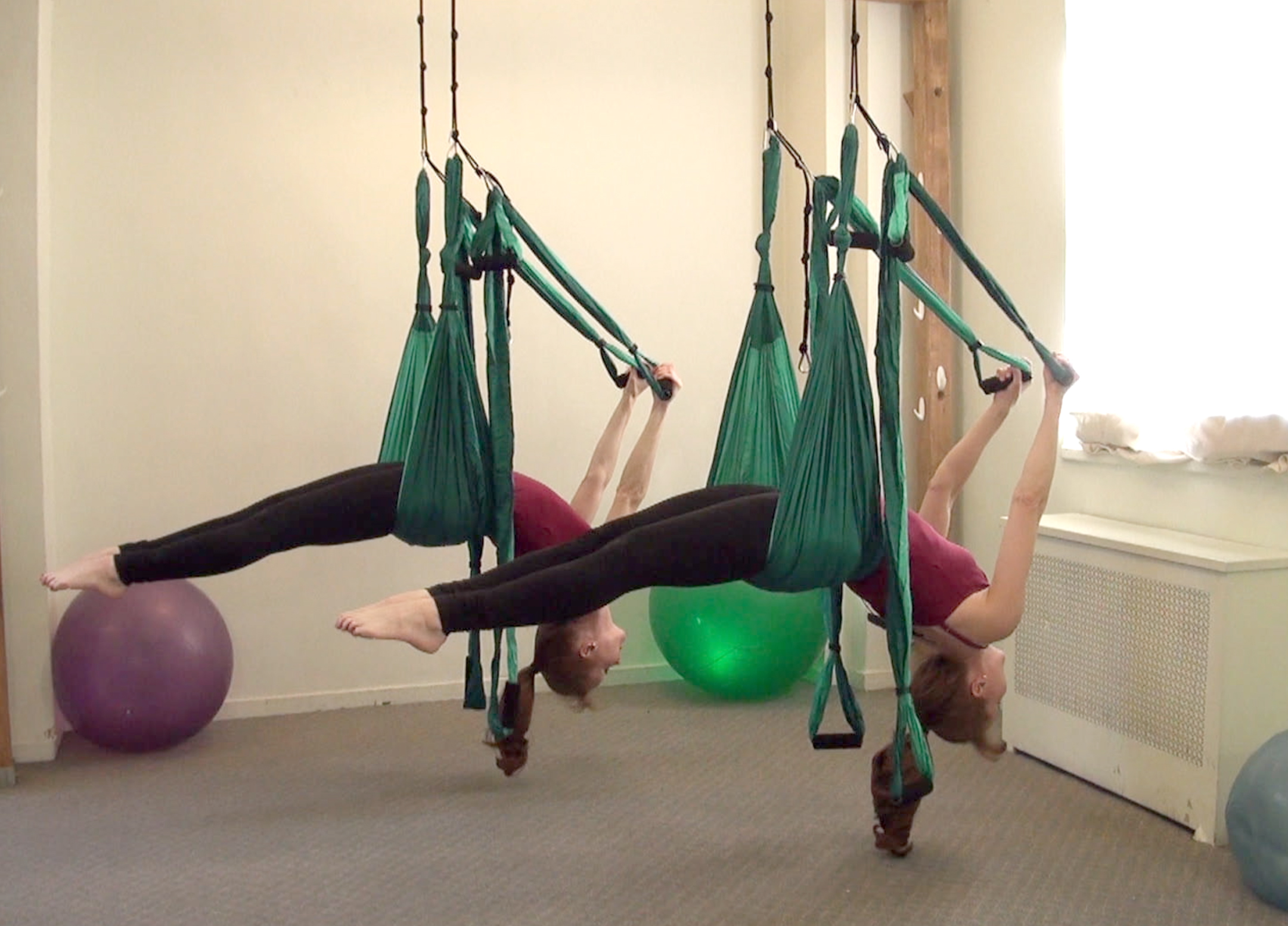 SilkSuspension Total Body Flow