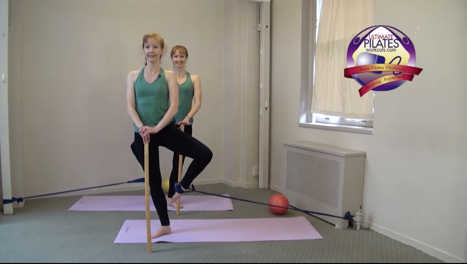 Barre Conditioning Workout