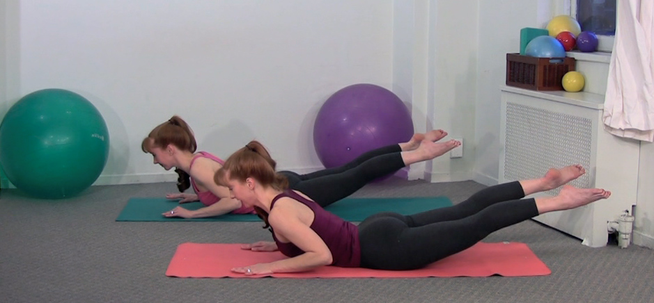 Strong, Svelte & Savvy:  Back and Butt Toning