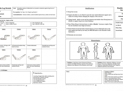Online Pilates Manuals are now available for EVERYONE!!!!