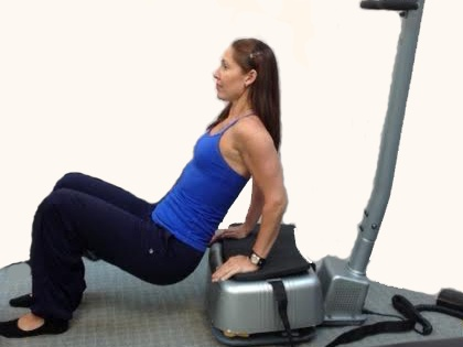 Power Plate To Amplify Your Training