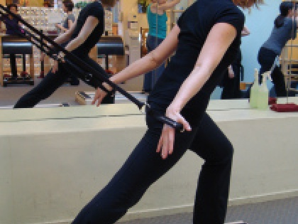 Tighter and Taller with CoreAlign® at Pilates on Fifth