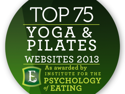 Ultimate Pilates Workouts awarded Top Yoga & Pilates Websites for 2013