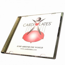 CARDIOLATES® Music CD