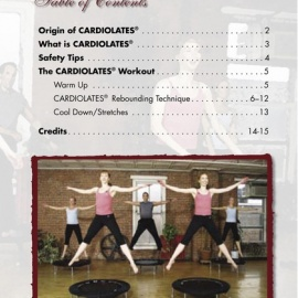CARDIOLATES® instruction manual for DVD (PDF Digital File)