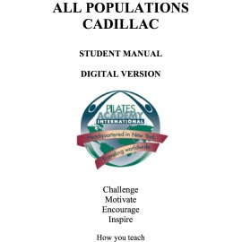 All Populations Cadillac l Manual -- DIGITAL VERSION