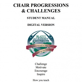 All Populations Chair ll Manual -- DIGITAL VERSION