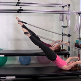 Cadillac Core Stretch Workout