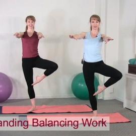 Anti-Gravity Buttsky Workout
