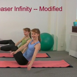 Core Blast Pilates Workout