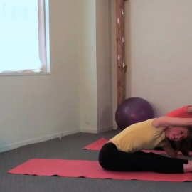 Pilates and Stretch Level 3