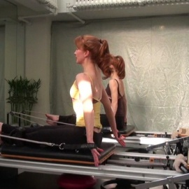 Tone It!  Reformer Workout
