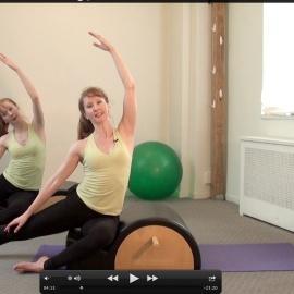 Spine Corrector Rotisserie Workout