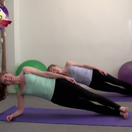 3D Pilates Workout